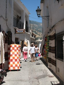 excursion alpujarra trip spain
