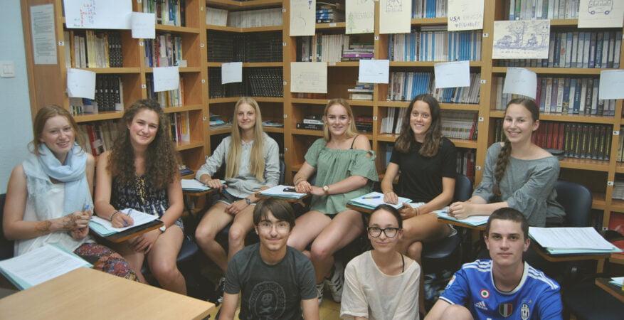 Corsi Adolescenti a Granada