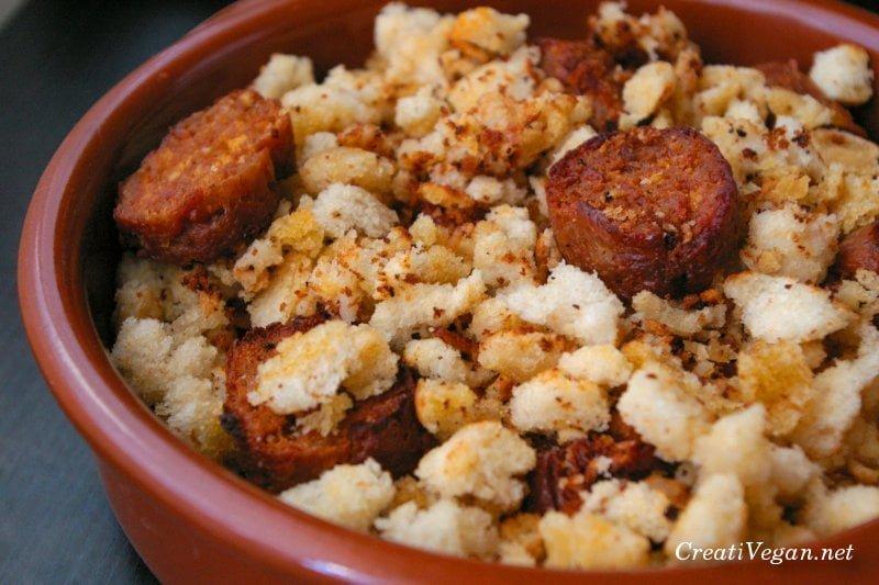 Migas spagnole ricetta tipica spagnola for Ricette spagnole