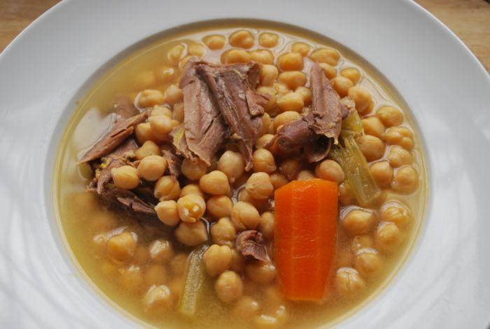 Il puchero andaluso ricetta spagnola for Ricette spagnole