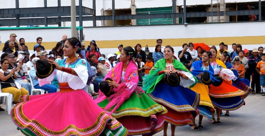 bailes latinoamericanos