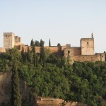 alhambra ehxibition granada spain