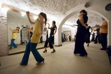 corsi spagnolo flamenco granada