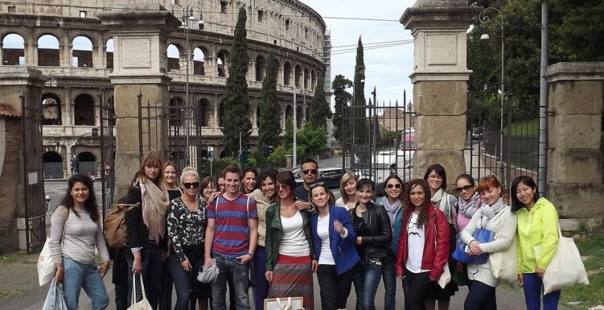 Study italian with koine