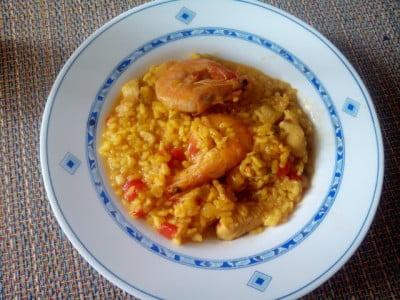 arroz mixto