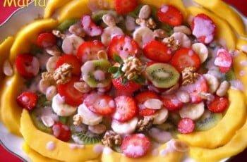 ensalada afrodisiaca