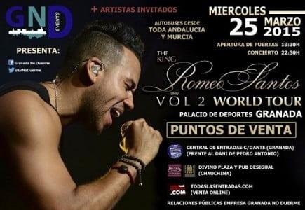 Romeo Santos Granada