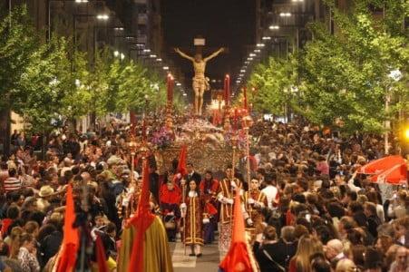 Semana Santa Granada Completa