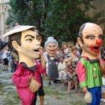 Pasacalles Tarasca Granada