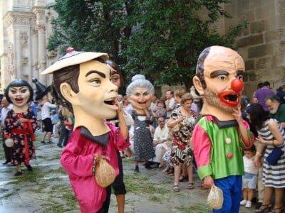 Corpus Christi festivals in Granada