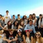 curso de español para grupo de extranjeros