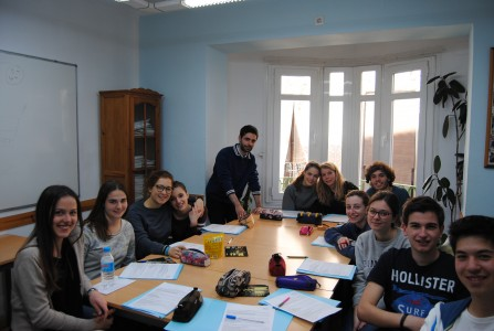 Soggiorno Linguistico di Studenti di Treviso