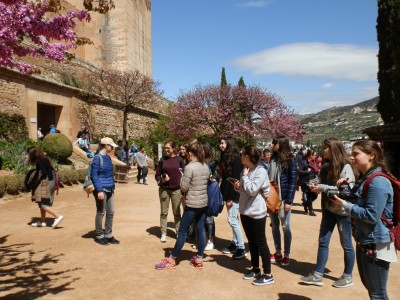 Excursions in Granada Learning Spanish