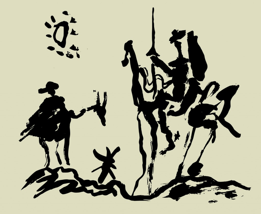 The Literature of Miguel de Cervantes - Don Quixote