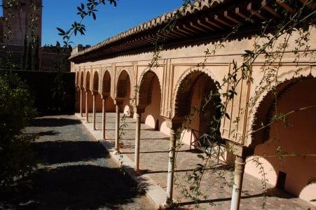 La leyenda del Soldado Encantado de la Alhambra de Granada
