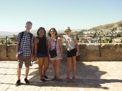 Adolescente Alhambra 1
