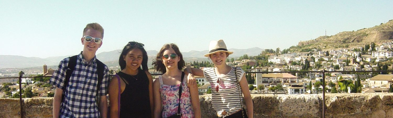Adolescentes Alhambra
