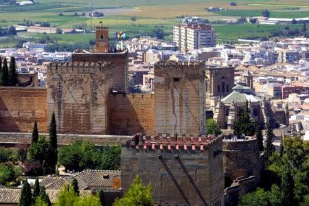 Leyendas de Granada Silla del Moro y Suspiro del Moro