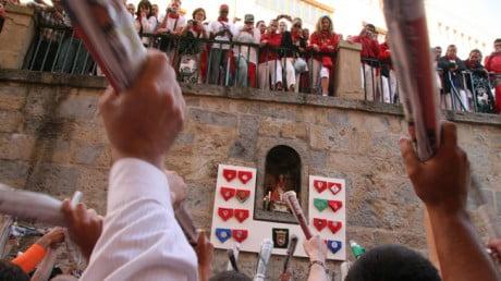 Canto a San Fermín