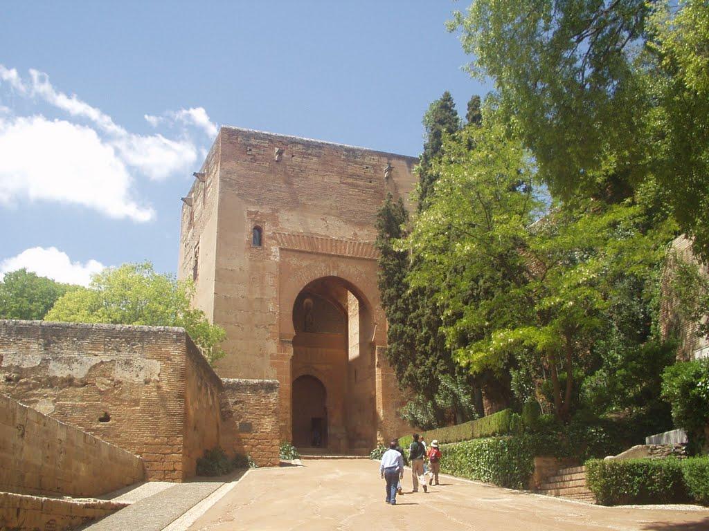 Puerta de la Justicia Leyendas de la Alhambra