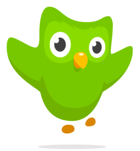 Duolingo app to learn Spanish