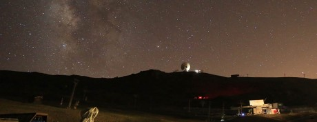 Perseidas en Sierra Nevada 2