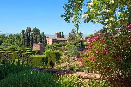 La leyenda de la Rosa de la Alhambra