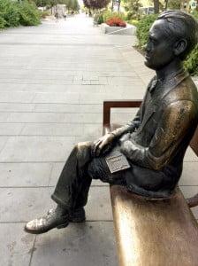 Estatua de Lorca