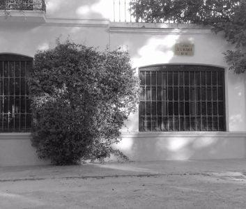 Entrada Huerta de San Vicente