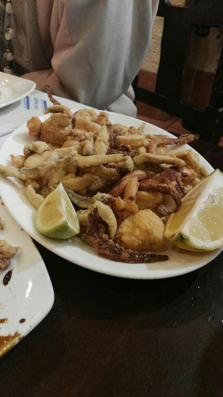 Pescado Frito Espana Fried fish tapa...