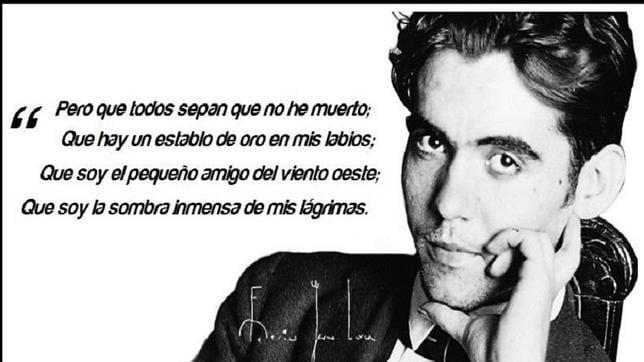 Federico García Lorca La Cara De España