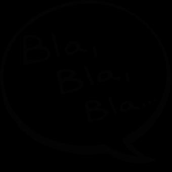 Resultado de imagen de bla bla bla