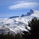 Sierra Nevada, esquí en Granada