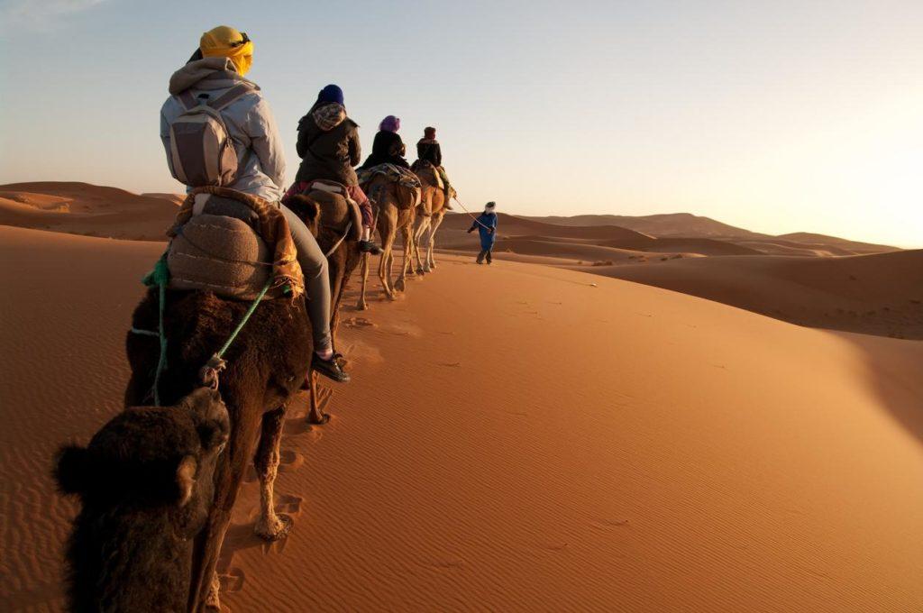 Excursion Morocco