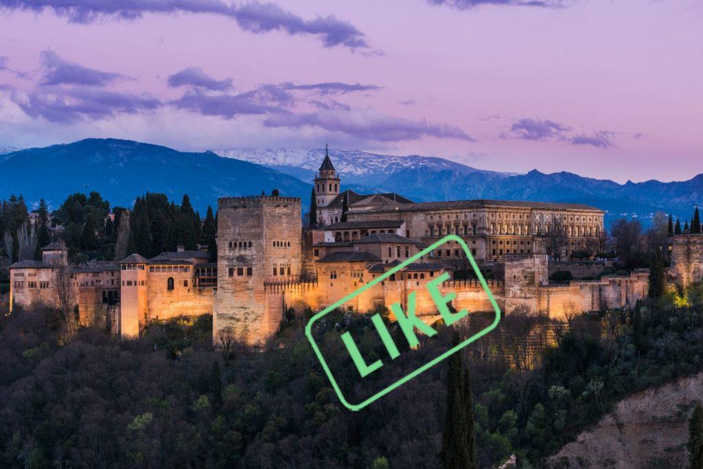 San Valentín en Granada: Planes e historia - Blog Escuela de Español