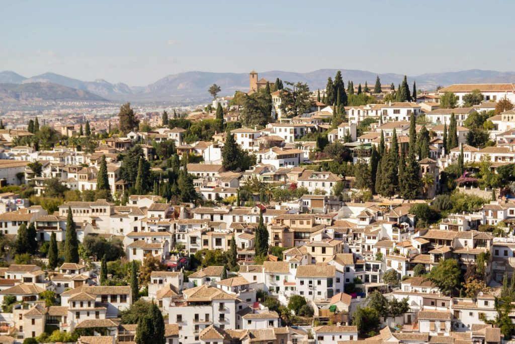 The best places to go hiking in Granada