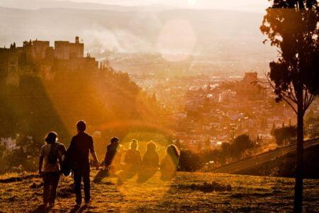 Lugares para disfrutar para disfrutar de Granada al aire libre 3