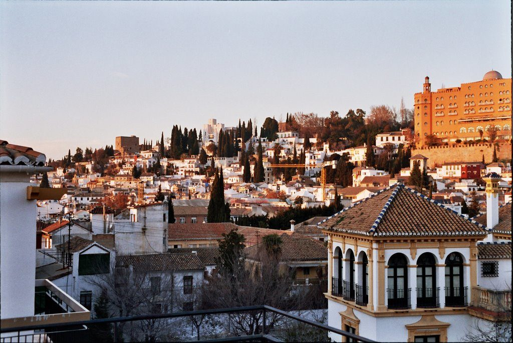 Granada actividades intercambio