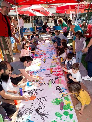 Granada book fair kids