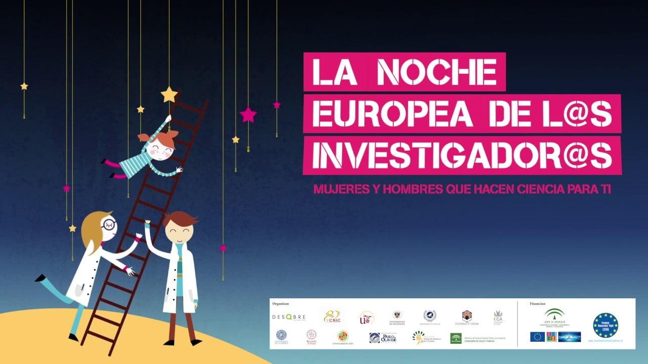 Noche Europea de los Investigadores Granada 2019
