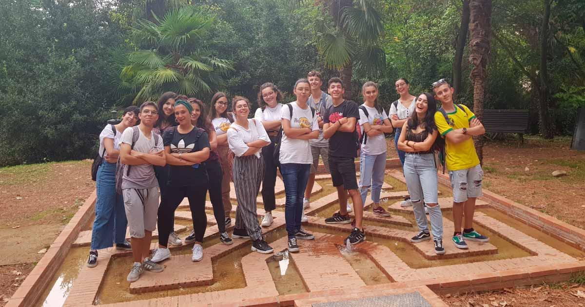 Curso de español para italianos en Granada | iNMSOL