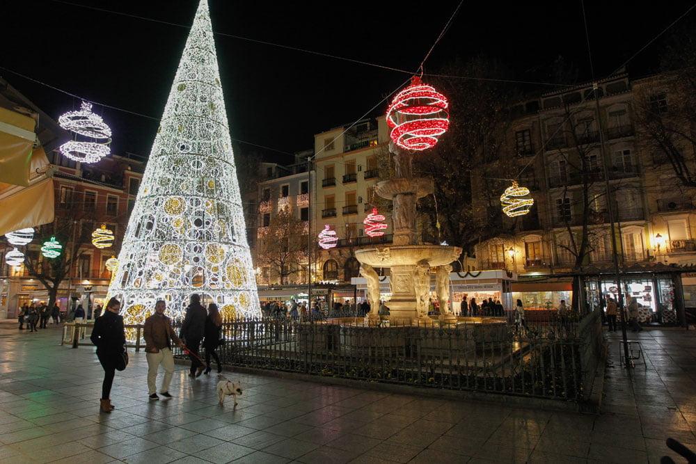 Curso de español en Granada para Navidad | iNMSOL