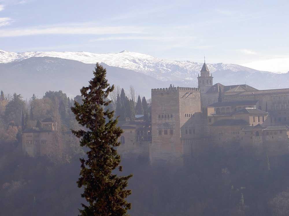 Cursos de español y clases de esquí en Sierra Nevada