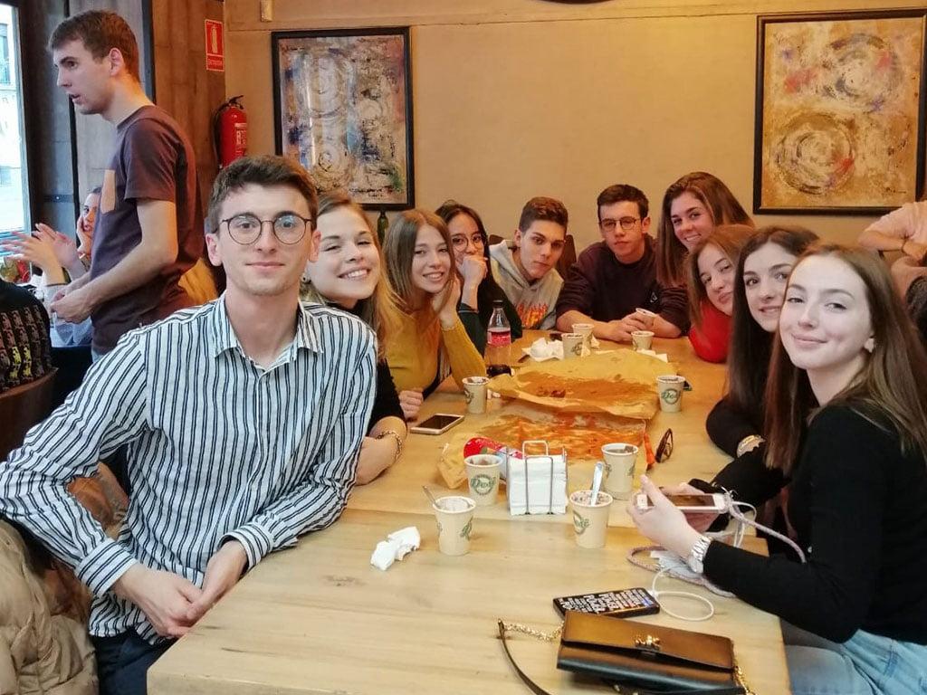 Curso intensivo de español para estudiantes italianos | iNMSOL