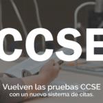 Nuevo Sistema de Citas CCSE