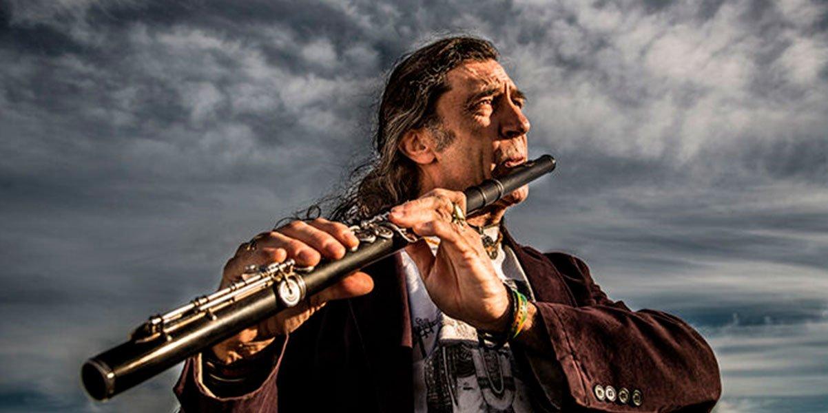 Jorge Pardo en el Festival de Tango de Granada 2020