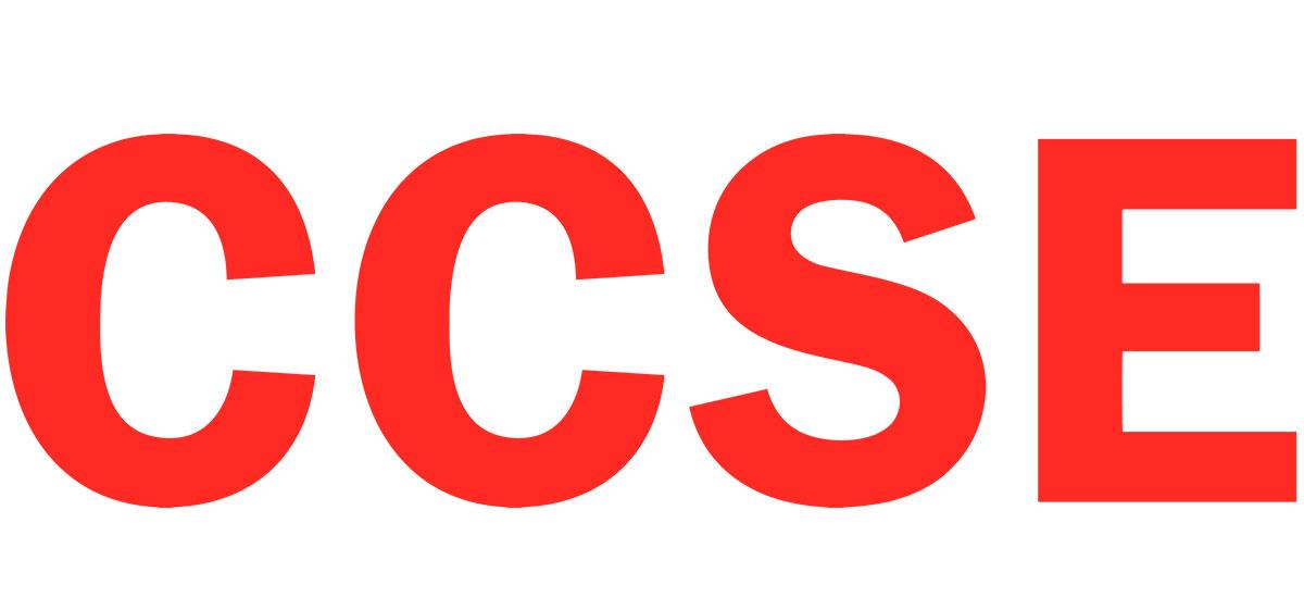 Logotipo exámenes CCSE