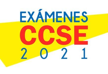 Información sobre los exámenes CCSE 2021