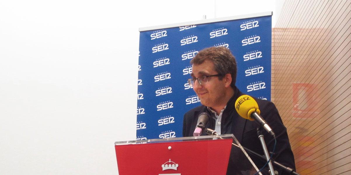 Jaime Bedmar de Cadena Ser