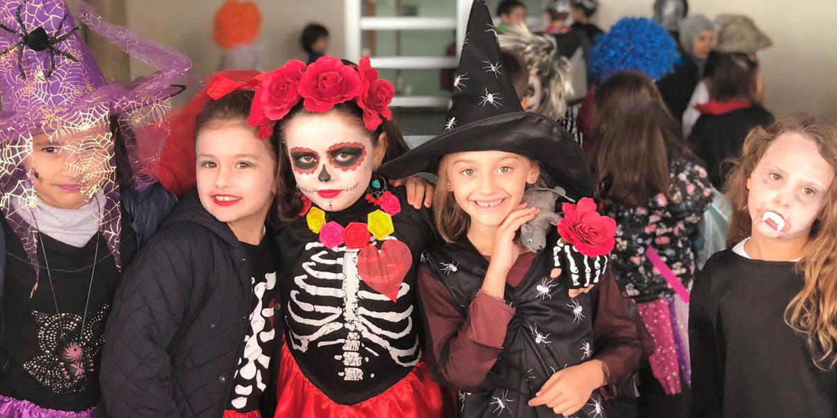 Halloween in Spain